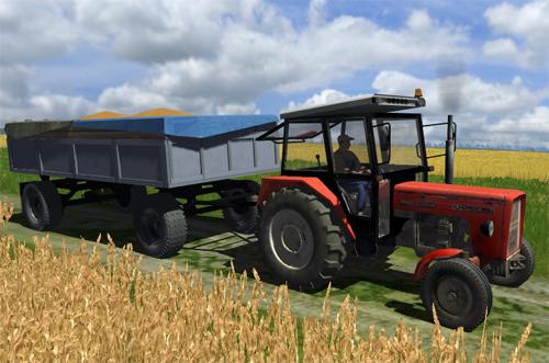 Symulator Farmy - 2011