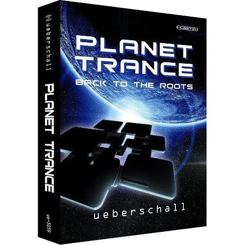 [dead] Ueberschall Planet Trance (incl. Elastik Player) screenshot